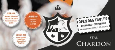 Stal Chardon Open Dag 13-01-2019